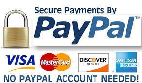 תשלום באמצעות Paypal