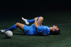 פציעות כדורגל