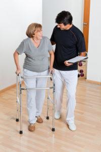תרגול שיווי משקל לאחר אירוע מוחי/המיפלגיה