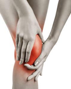 פגיעה בסחוס מפרקי בברך