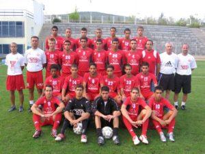 נבחרת כדורגל